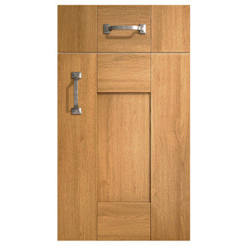 Cartmel Oak Door