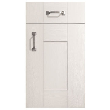 Cartmel White Door