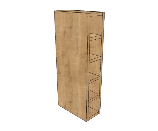 150 Wide Wall Wine Rack Unit (720 High)