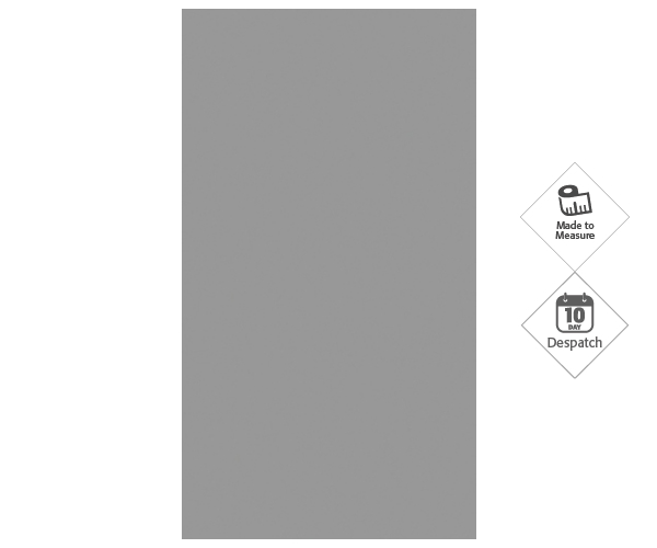 Zurfiz Supermatt Dust Grey Doors