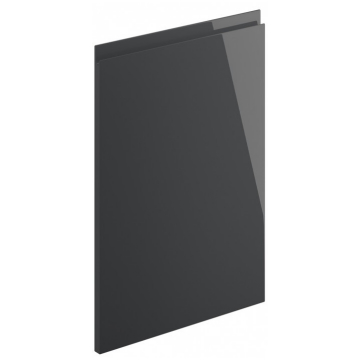 Lucente Anthracite Handleless Doors