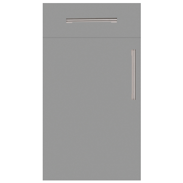 Firbeck Super-Matt Dust Grey Kitchen Doors