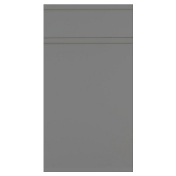 Jayline Supermatt Dust Grey Kitchen Doors
