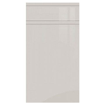 Jayline Supergloss Cashmere Kitchen Doors