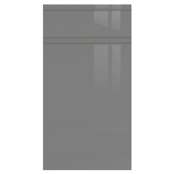 Jayline Supergloss Dust Grey Kitchen Doors