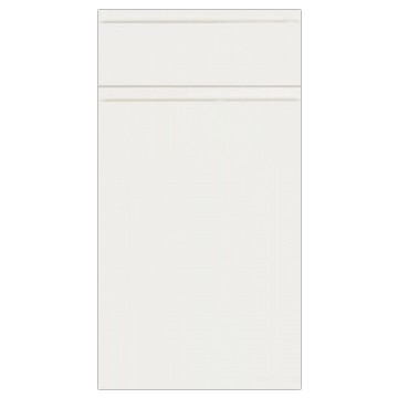 Jayline Supermatt White Kitchen Doors