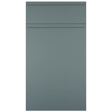 Rothwell Super-Matt Dust Grey Kitchen Doors